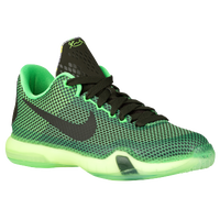 9d905d193ac0 Nike Kobe X Elite - Boys Grade School - Kobe Bryant - Green Nike basketball  shoes kobe 10 ...