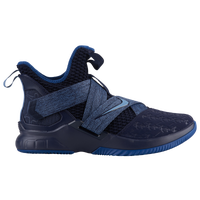 Nike LeBron Soldier XII - Men's -  Lebron James - Navy / Blue