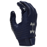 Under Armour Spotlight NFL Receiver Gloves - Men's - Navy