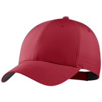 Nike L91 Tech Custom Golf Cap - Men's - Red / Grey