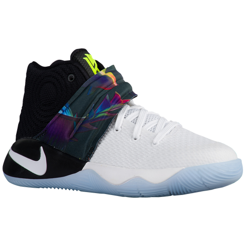 huge selection of a1740 c7842 Kyrie Irving White Black Volt | South Bay Environmental ...