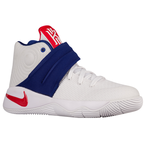 new arrival 6b81a 66996 ... White University Red Deep Royal Blue delicate. Nike Kyrie 2 - Boys   Grade School - Basketball - Shoes - Kyrie Irving -