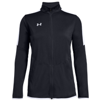 Under Armour Team Team Rival Knit Warm-Up Jacket - Women's - Black