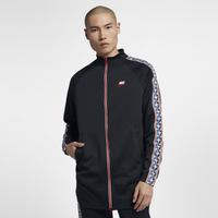 Nike Taped Track Jacket - Men's - Black / White