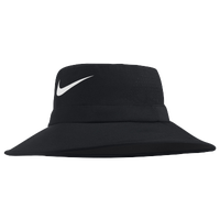 Nike Bucket Cap - Men's - Black / White