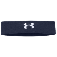 Under Armour Performance Headband - Navy / White