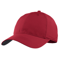 Nike Legacy 91 Tech Blank Golf Cap - Men's - Red / Red