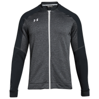 Under Armour Team Qualifier Hybrid Warm-Up Jacket - Men's - Black
