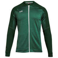 Under Armour Team Qualifier Hybrid Warm-Up Jacket - Men's - Green