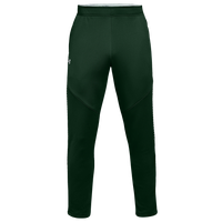 Under Armour Team Qualifier Hybrid Warm-Up Pants - Men's - Green