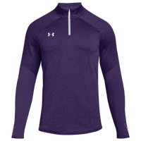 Under Armour Team Qualifier Hybrid 1/4 Zip - Men's - Purple
