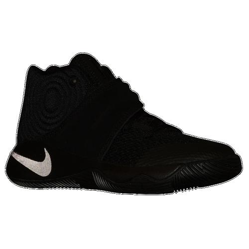 the latest c41e3 d12a9 Nike Kyrie 2 Boys Preschool Basketball Shoes Kyrie Irving Black Reflective  Silver Volt hot sale 2017