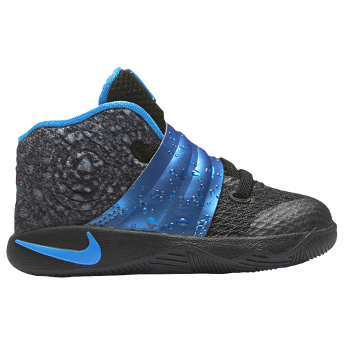sports shoes e5741 f7c3a 280e4 12d52  top quality nike kyrie 2 boys toddler basketball shoes kyrie  irving black blue glow anthracite bb4bf