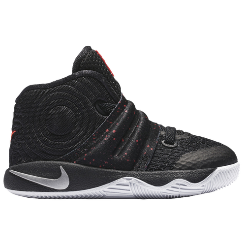 d59277642168 ... best nike kyrie 2 boys toddler basketball shoes kyrie irving black  metallic silver bright crimson 86260 ...