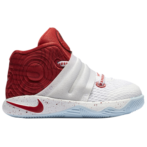 98b37094fb1 ... coupon for nike kyrie 2 boys toddler basketball shoes kyrie irving  white university red gym red