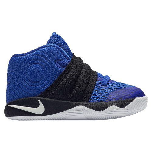 6dfc069136a ... spain nike kyrie 2 boys toddler basketball shoes kyrie irving hyper  cobalt metallic silver black 635ef