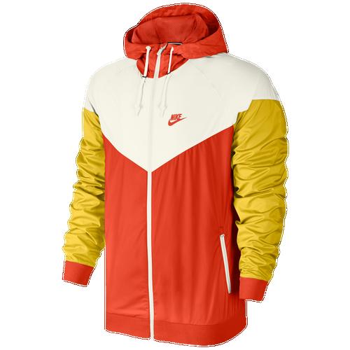 Nike Windrunner Jacket - Men's - Casual - Clothing - Team ...