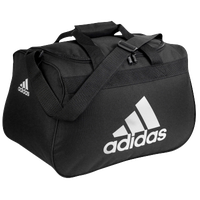 adidas Diablo Small Duffel - Black / White