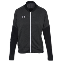 Under Armour Team Qualifier Hybrid Warm-Up Jacket - Women's - Black