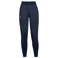 Under Armour Team Qualifier Hybrid Warm-Up Pants - Women's - Navy