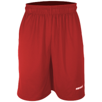 Marucci Performance Shorts - Men's - Red / Red