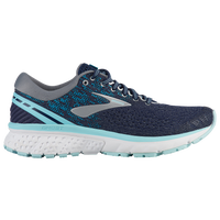 Brooks Ghost 11 - Women's - Navy / Light Blue