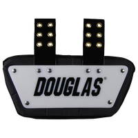 Douglas SP Removable Back Plate - Men's - White / Black