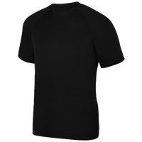 Augusta Sportswear Team Attain Wicking T-Shirt - Men's - All Black / Black