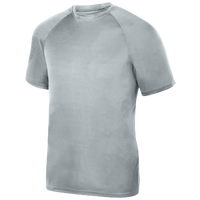 Augusta Sportswear Team Attain Wicking T-Shirt - Men's - Silver / Silver
