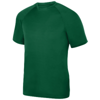 Augusta Sportswear Team Attain Wicking T-Shirt - Boys' Grade School - Dark Green / Dark Green