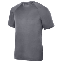 Augusta Sportswear Team Attain Wicking T-Shirt - Boys' Grade School - Grey / Grey