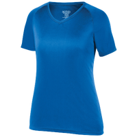 Augusta Sportswear Team Attain Wicking T-Shirt - Women's - Blue / Blue