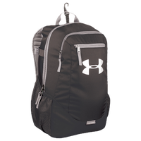 Under Armour Hustle II Baseball Bat Pack - Black / White