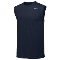 Nike Team Legend Sleeveless Poly Top - Men's - Navy / Navy