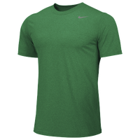 Nike Team Legend Short Sleeve Poly Top - Men's - Green / Green