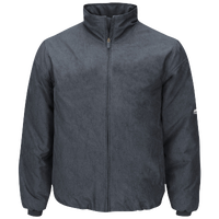 Majestic Premier Jacket - Men's - Grey / Grey