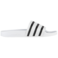 adidas Originals Originals Adilette Slide - Men's - White / Black