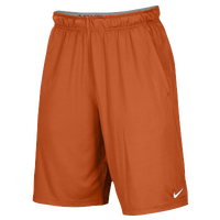 Nike Team 2 Pocket Fly Shorts - Men's - Orange / Orange