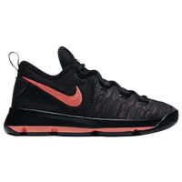 388dbaa6997539 Nike KD 9 - Boys  Preschool - Kevin Durant - Black   Orange