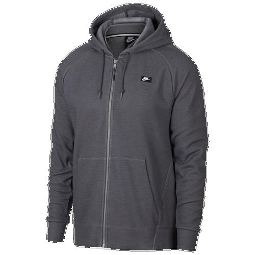 Nike Optic Full Zip Hoodie Men S Casual Clothing