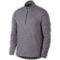 485dd74f111 Nike Sphere Element 1 2 Zip 2.0 Top - Men s - Grey