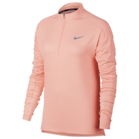 Nike Pacer 1/2 Zip Top - Women's - Pink