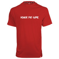 Marucci Honor the Game T-Shirt - Men's - Red / White
