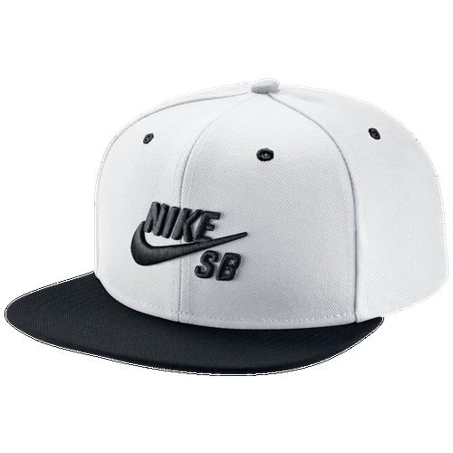 Nike Cap Snapback De L'icône Du Noir / Blanc Livraison gratuite véritable uXuXi