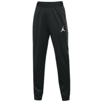 Jordan Team Basketball Flight Knit Pants - Women's - Black / White