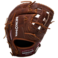 Nokona Walnut First Base Mitt - Men's - Brown / Tan