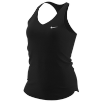 Nike Pure Court Tennis Tank - Women's - Black