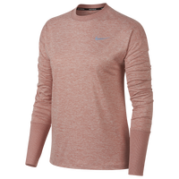 Nike Element Crew Top - Women's - Pink