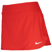 Nike Team Pure Court Tennis Skirt - Women's - Red