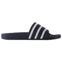 adidas Originals Originals Adilette Slide - Men's - Navy / White
